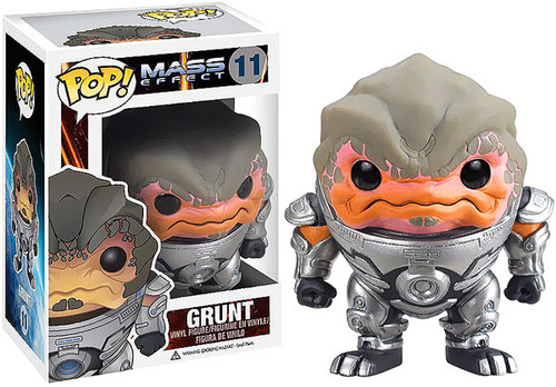 Mass Effect Funko POP! Games Grunt Vinyl Figure #11
