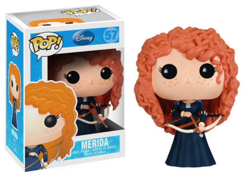 Brave Funko POP! Disney Merida Vinyl Figure #57