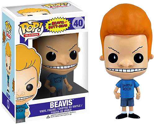 Beavis & Butt-Head Funko POP! Television Beavis Vinyl Figure #40