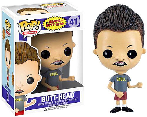 Beavis & Butt-Head Funko POP! Television Butt-Head Vinyl Figure #41