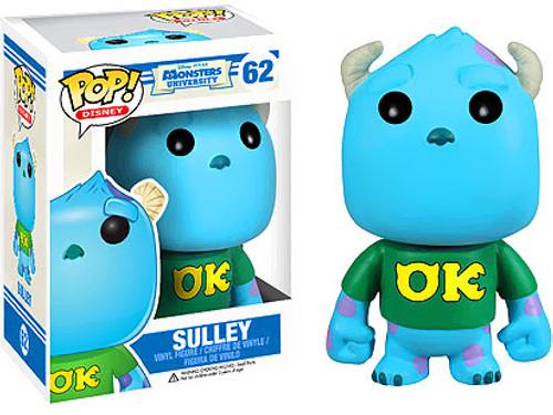Disney / Pixar Monsters University Funko POP! Disney Sulley Vinyl Figure #62 [Monsters University]