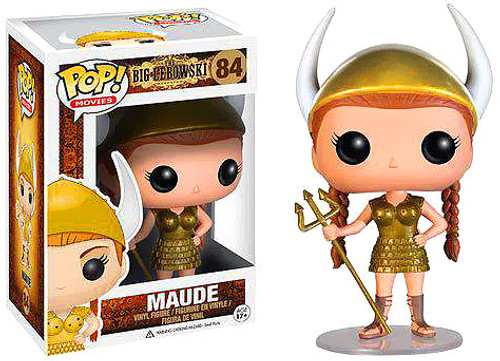 The Big Lebowski Funko POP! Movies Maude Vinyl Figure #84