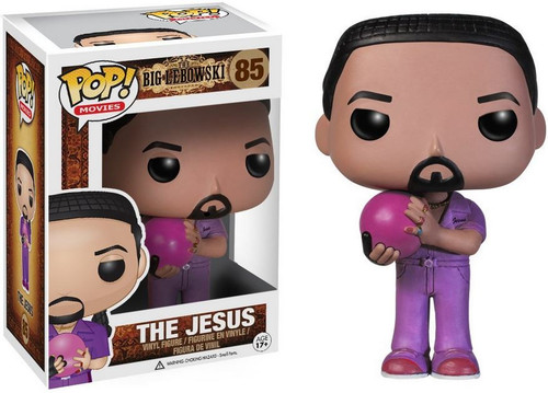 The Big Lebowski Funko POP! Movies The Jesus Vinyl Figure #85