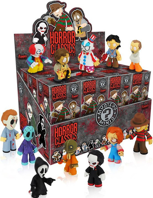 Funko Horror Classics Series 1 Mystery Minis Mystery Box [24 Packs]