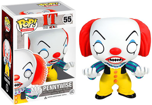 IT Funko POP! Movies Pennywise Vinyl Figure #55