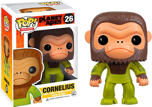 Planet of the Apes Funko POP! Movies Cornelius Vinyl Figure #26