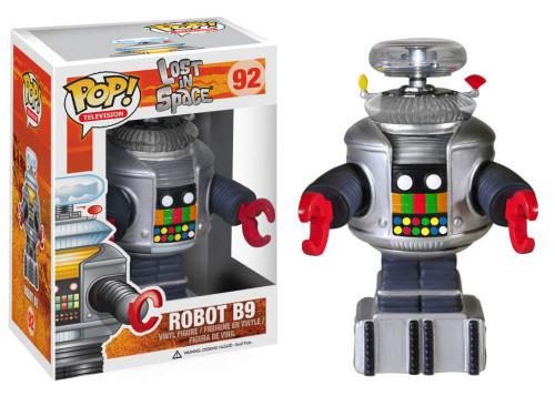 Lost in Space Funko POP! Television Robot B9 Vinyl Figure #92