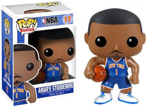 NBA Funko POP! Sports Amar'e Stoudemire Vinyl Figure #17