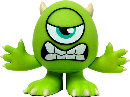 Funko Disney / Pixar Monsters Inc Mystery Minis Series 1 Mike Wazowski Vinyl Mini Figure [Angry Face]