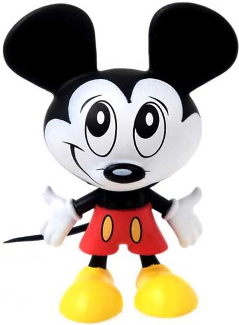 Funko Disney Mystery Minis Series 1 Mickey Mouse Vinyl Mini Figure [Eyes Looking Upward, Mouth Closed]