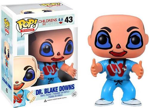 Children's Hospital Funko POP! Television Dr. Blake Downs Vinyl Figure #43
