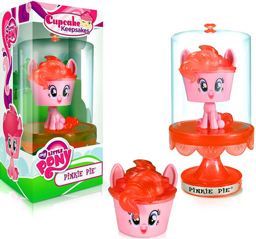 Funko My Little Pony Cupcake Keepsakes Pinkie Pie Cupcake Keepsake