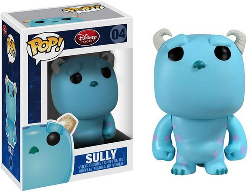 Disney / Pixar Monsters Inc Funko POP! Disney Sulley Vinyl Figure #04