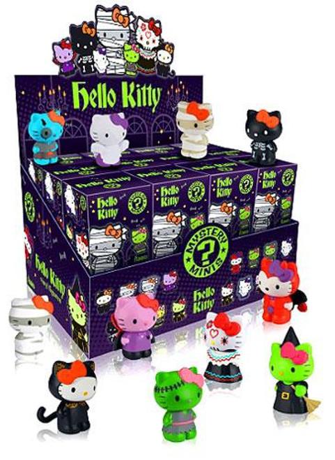 Funko Hello Kitty Halloween Mystery Minis Mystery Box [24 Packs]