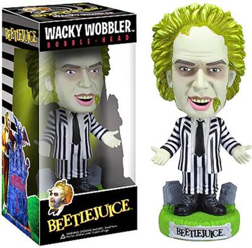 Funko Wacky Wobbler Beetlejuice Bobble Head