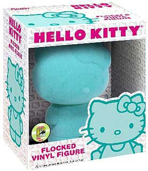 Funko Hello Kitty Exclusive 5-Inch Vinyl Figure [Flocked, Blue]