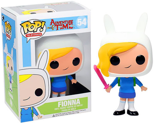 Adventure Time Funko POP! Television Fionna Vinyl Figure #54