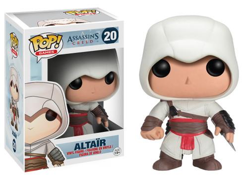 Assassin's Creed Funko POP! Games Altair Vinyl Figure #20