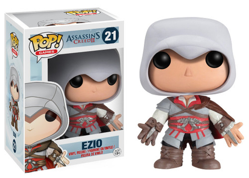 Assassin's Creed Funko POP! Games Ezio Vinyl Figure #21