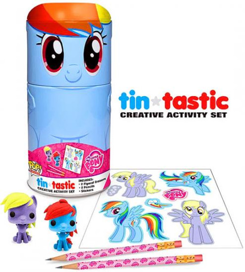Funko My Little Pony Tin-Tastic Creative Activity Set [Rainbow Dash]