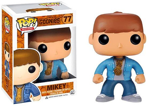 The Goonies Funko POP! Movies Mikey Vinyl Figure #77