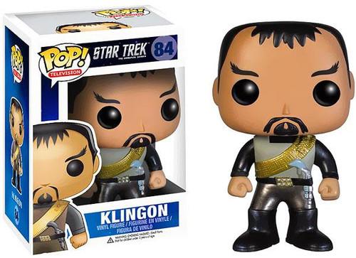 Star Trek The Original Series Funko POP! Television Klingon Vinyl Figure #84