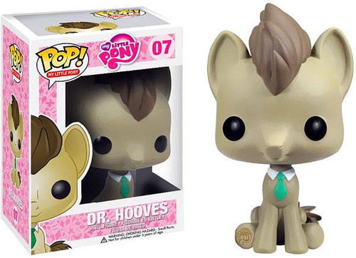 Funko POP! My Little Pony Dr. Hooves Vinyl Figure #7