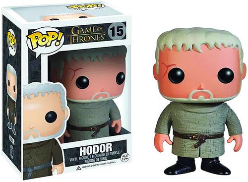 Funko POP! Game of Thrones Hodor Vinyl Figure #15