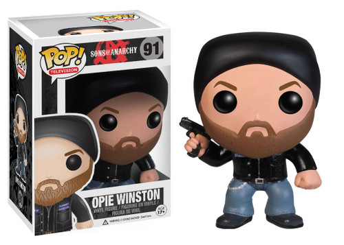 Sons of Anarchy Funko POP! Television Opie Winston Vinyl Figure #91