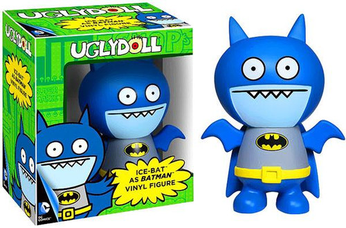 Funko DC Uglydoll Ice-Bat as Batman Vinyl FIgure