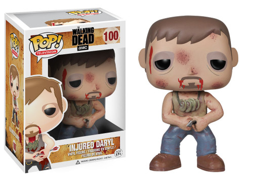 Walking Dead Funko POP! Television Injured Daryl Dixon Vinyl Figure #100
