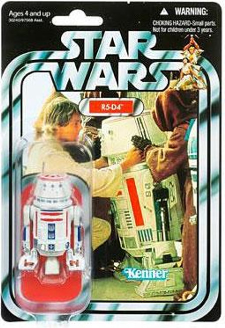 Star Wars A New Hope Vintage Collection 2011 R5-D4 Action Figure #40