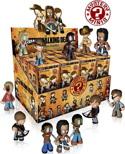 Funko Walking Dead Series 2 Mystery Minis Mystery Box [24 Packs]