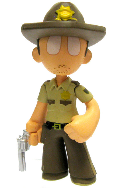Funko Walking Dead Mystery Minis Series 2 Rick Grimes Mystery Minifigure [Loose]