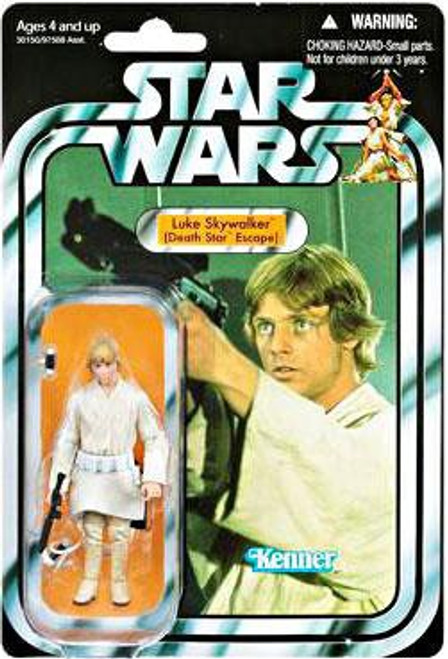 Star Wars A New Hope Vintage Collection 2010 Luke Skywalker Action Figure #39 [Death Star Escape]