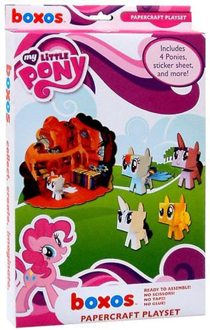Funko Boxos My Little Pony Playset
