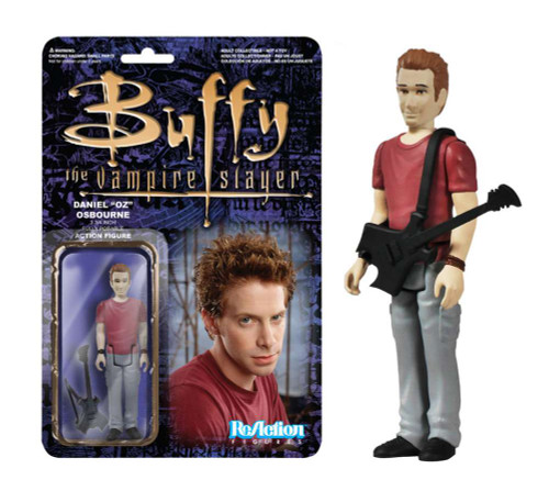 Funko Buffy The Vampire Slayer ReAction Daniel Oz Osbourne Action Figure