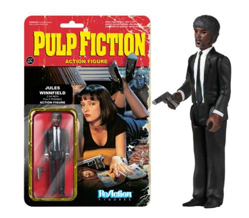 Funko Pulp Fiction ReAction Jules Winnifield Action Figure