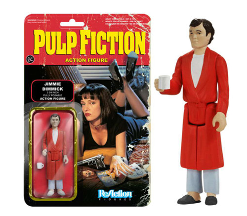 Funko Pulp Fiction ReAction Jimmy Dimmick Action Figure