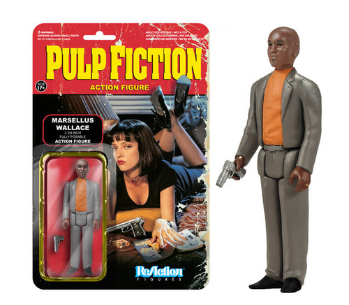 Funko Pulp Fiction ReAction Marsellus Wallace Action Figure