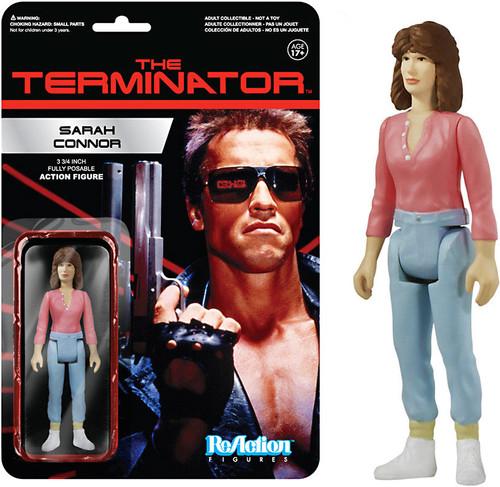 Funko The Terminator ReAction Sarah Connor Action Figure