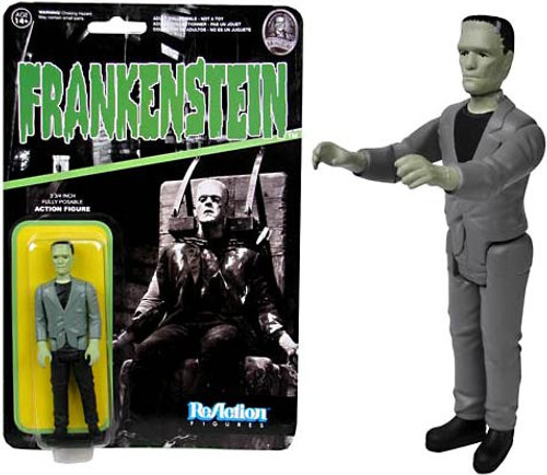 Funko Universal Monsters ReAction Frankenstein Monster Action Figure