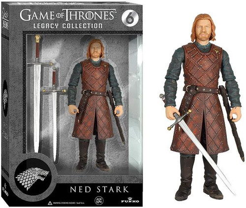 Funko Game of Thrones Legacy Collection Series 1 Ned Stark Action Figure