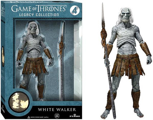 Funko Game of Thrones Legacy Collection Series 1 White Walker Action Figure