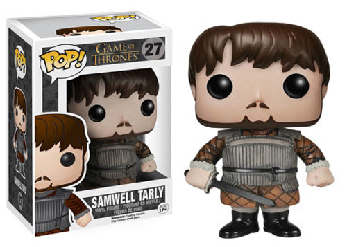 Funko POP! Game of Thrones Samwell Tarly Vinyl Figure #27