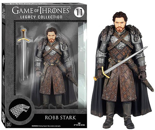 Funko Game of Thrones Legacy Collection Series 2 Rob Stark Action Figure