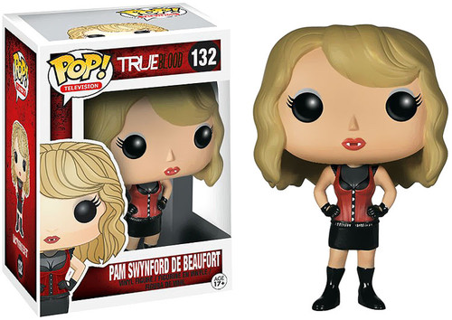 True Blood Funko POP! Television Pam Swynford De Beaufort Vinyl Figure #132