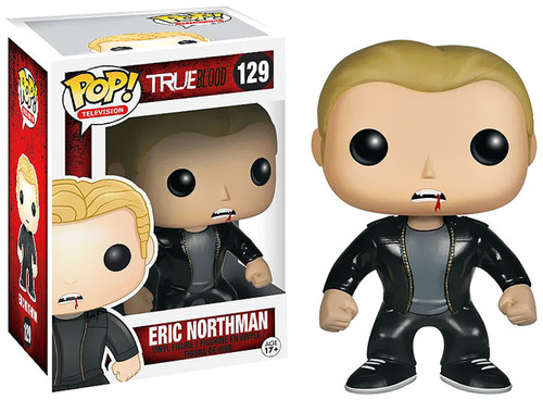 True Blood Funko POP! Television Eric Northman Vinyl Figure #129