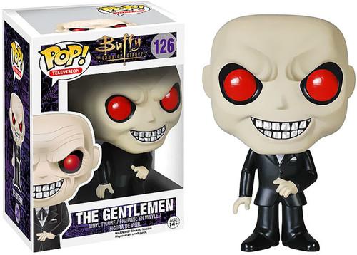 Buffy The Vampire Slayer Funko POP! Television The Gentlemen Vinyl Figure #126