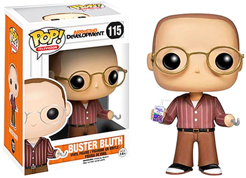 Arrested Development Funko POP! Television Buster Bluth Vinyl Figure #115